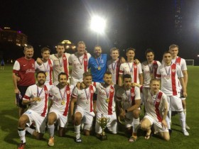 11aside League Winners