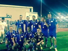 Abu Dhabi Strollers Crowned Champions at the Emirates Red Crescent Charity 7s